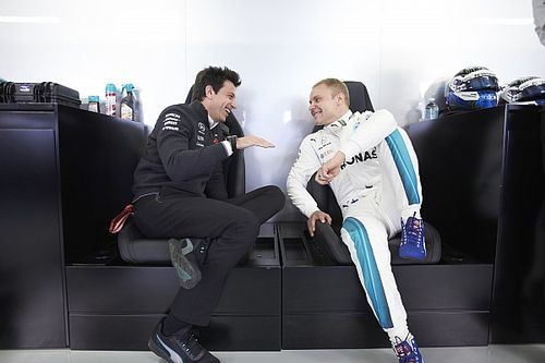 A Mercedes egyelőre gondolni sem akar arra, hogy jövőre is bajnok lesz