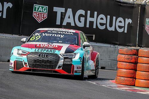 Vernay aprovecha el poderío de Audi para hacer la pole con Oriola segundo