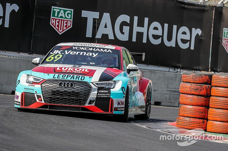 Audi regine in qualifica a Wuhan, Vernay in Pole Position per Gara 1