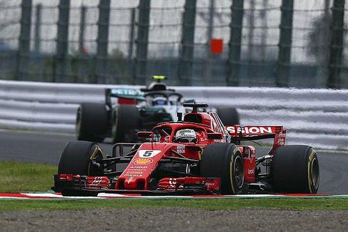 Formel 1 Japan 2018: Die Startaufstellung in Bildern