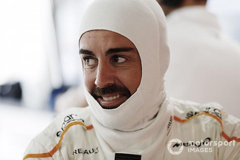Alonso egy nagyon gyenge McLarenben ül Szuzukában
