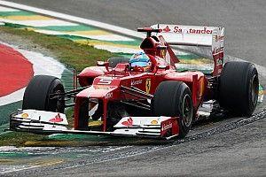 Alonso káprázatos előzése a Ferrarival Brazíliából (videó)