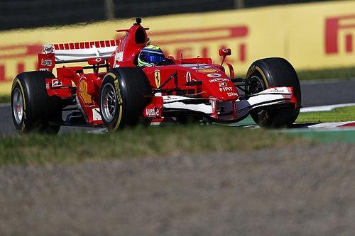 Massa szerint a V6-os F1-es motor sokkal jobb, mint a régi V8-as