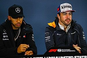 Hamilton: Alonso thought he controlled driver market