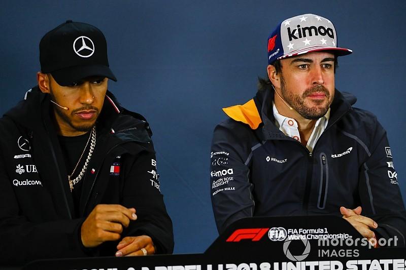 """Hamilton: """"Alonso? Il suo errore è stato credere di controllare il mercato piloti 2014"""""""