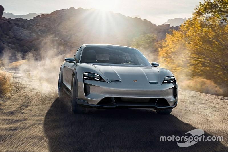 Porsche зробить електричний кросовер та електроспорткар