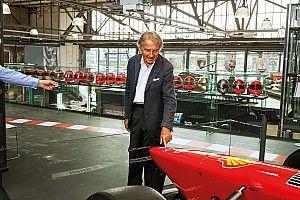 ¿Está pensando Montezemolo en volver a Ferrari?