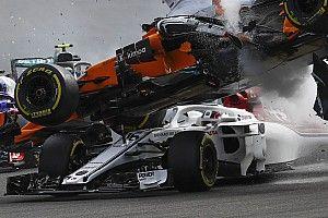 Eksklusif: Tanpa halo, kecelakaan Leclerc bisa sangat serius