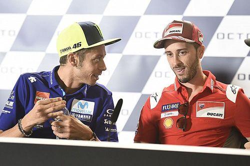Berger majdnem összehozta a Rossi-Dovizioso csatát - a DTM-ben!