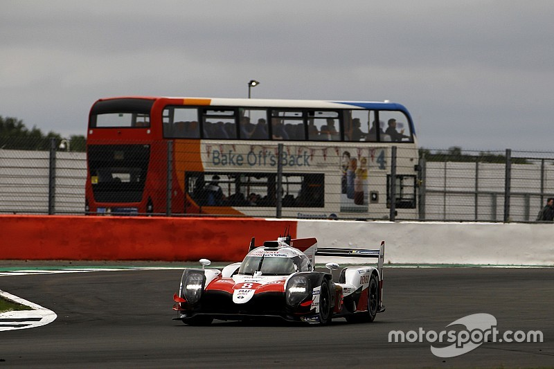 Toyota seul au monde, le trio Alonso-Buemi-Nakajima remet ça