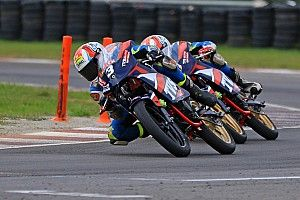TVS evaluating future plans for National Motorcycle champ Jagan