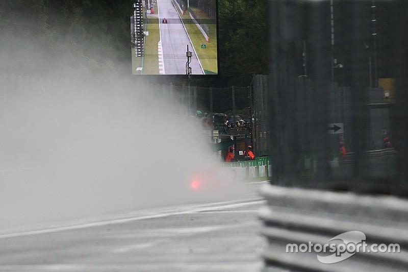 Meksika GP hafta sonunun yağmurlu geçmesi bekleniyor
