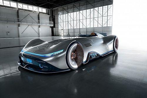 Fotostrecke: Mercedes EQ Silver Arrow