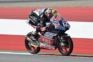 FP3 Moto3 Austria: Bezzecchi tercepat, Martin tak catatkan waktu