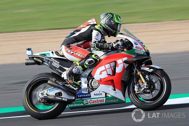 MotoGP Silverstone FP3: Crutchlow holt sich die Bestzeit