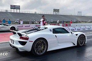 Vídeo: ¿Cuál acelera más, el Porsche 918 Spyder o el LaFerrari?