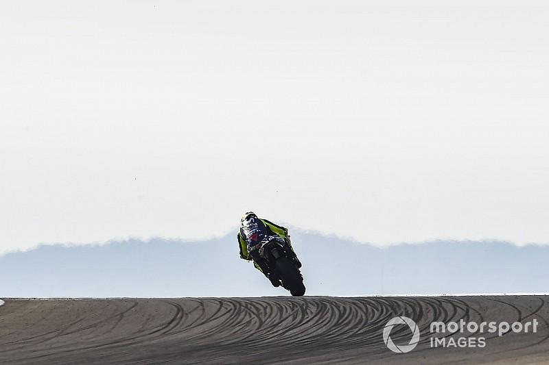 GALERI: Aksi sesi latihan MotoGP Aragon