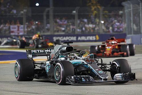 Retroscena Mercedes: il passo lento di Lewis nel primo stint era studiato