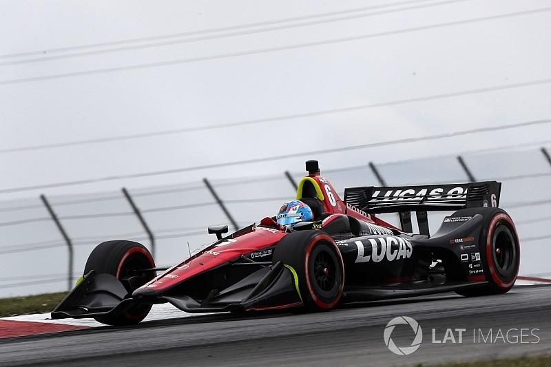 Wickens glänzt als IndyCar-Rookie: Mercedes nicht überrascht