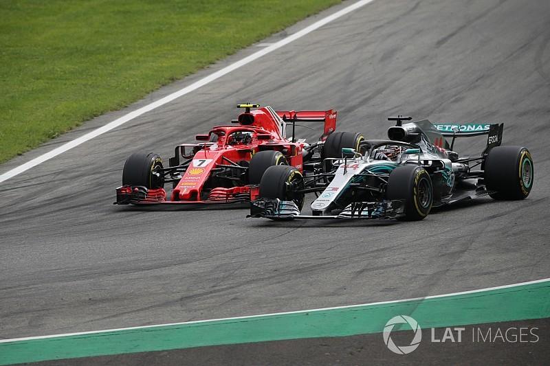 Hamilton dice que la Fórmula 1 echará de menos a Raikkonen