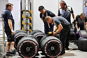Pirelli: Az orosz pálya ideális a hiperlágy szempontjából