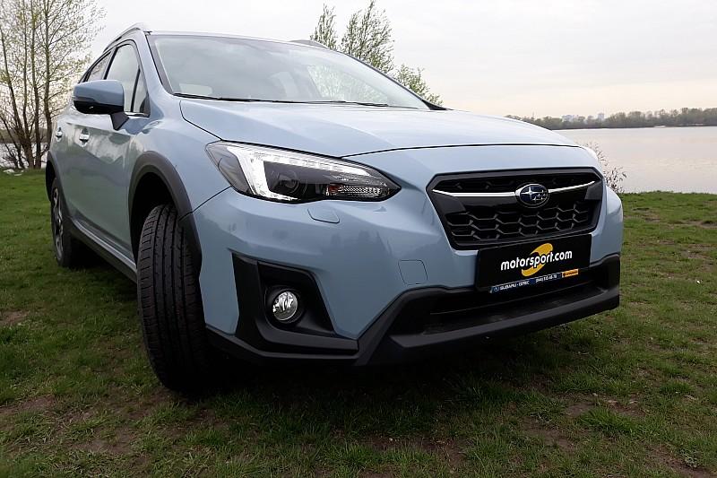 Subaru XV: сучасний мандрівник