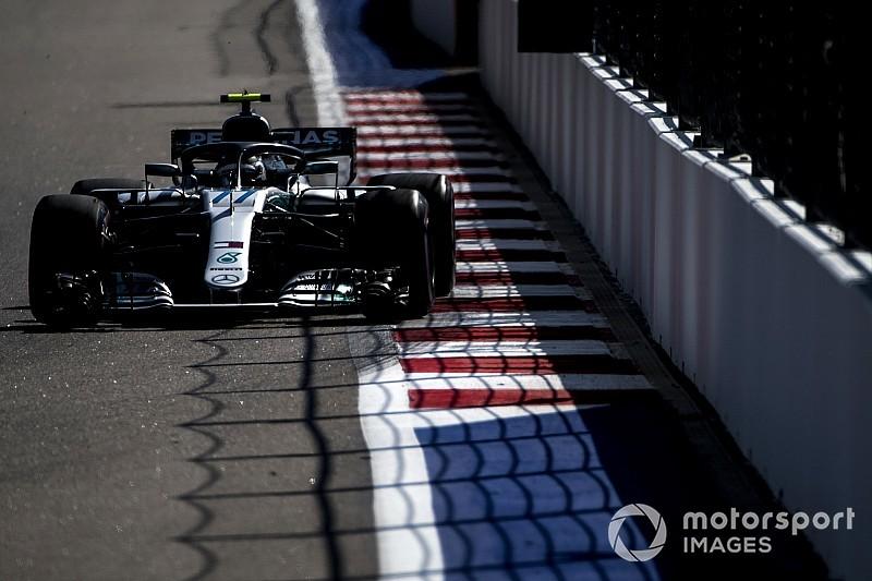 【動画】F1ロシアGP予選ハイライト