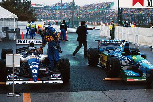 Újabb legendás versenyt ad le a Forma-1: Hill Vs. Schumacher – 1994, Japán