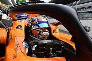 Orosz Nagydíj: képek az első F1-es szabadedzésről