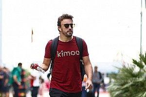 """Alonso ante una nueva maratón: """"Trataré de mantenerme en forma"""""""