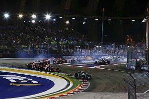 TV-Quoten Singapur: Nachtrennen hebt die Zuschauer nicht an