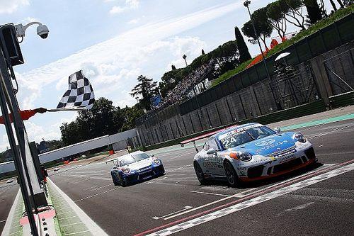 """Carrera Cup Italia, Riccardo Cazzaniga: """"Ora ricorderò Vallelunga per sempre!"""""""