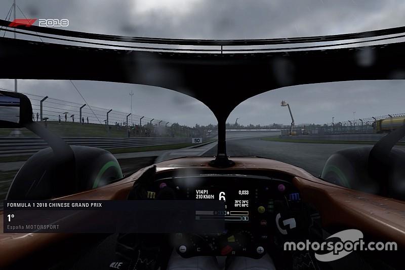 F1 2017 Vs. F1 2018: No Halo Vs. Halo (Silverstone)