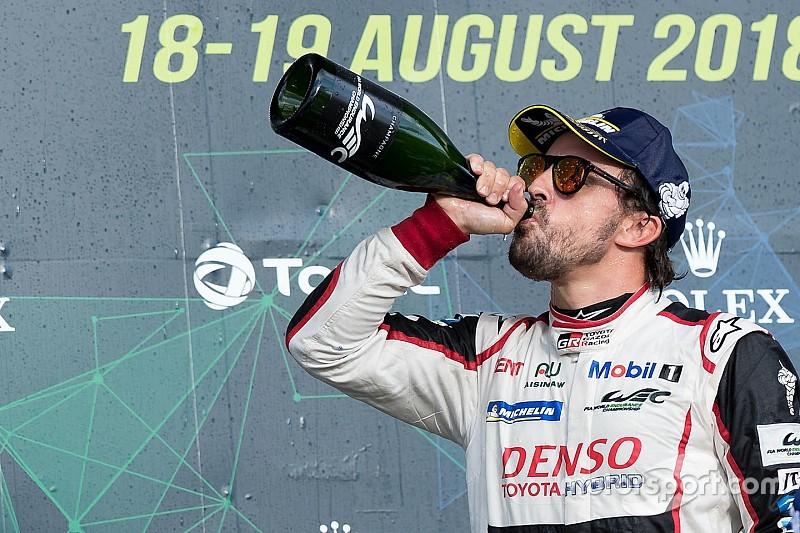 Elvették Alonso és a Toyota győzelmét Silverstone-ban: kizárás