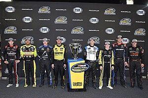2018 NASCAR Truck playoff grid set