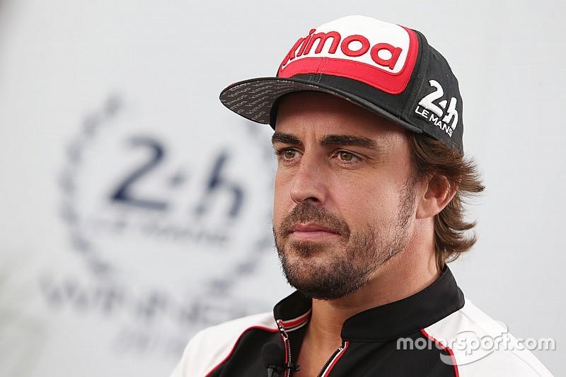 """Doornbos: """"Alonso is voor mij een legende, maar het is tijd om te gaan"""""""