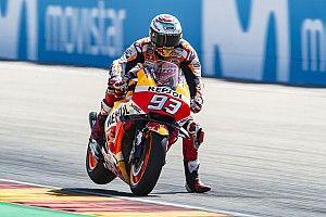 """Márquez : """"Pour suivre deux Ducati, il faut prendre des risques"""""""