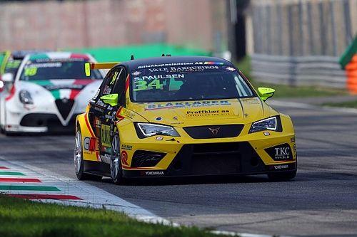 """Un weekend da dimenticare per Paulsen a Monza: """"Ero troppo stanco e deconcentrato, l'auto andava forte e io no!"""""""