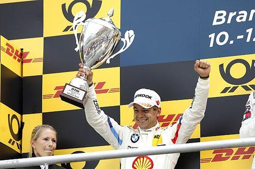 Lange Durststrecke für Farfus: Nach 45 Rennen wieder auf dem DTM-Podium