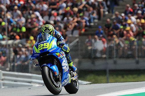 Iannone, Suzuki'yi Rins'e destek vermekle suçladı