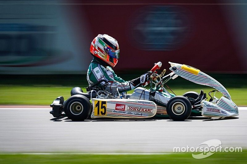 Promoted: 2019 FIA Karting World Championship KZ class preview
