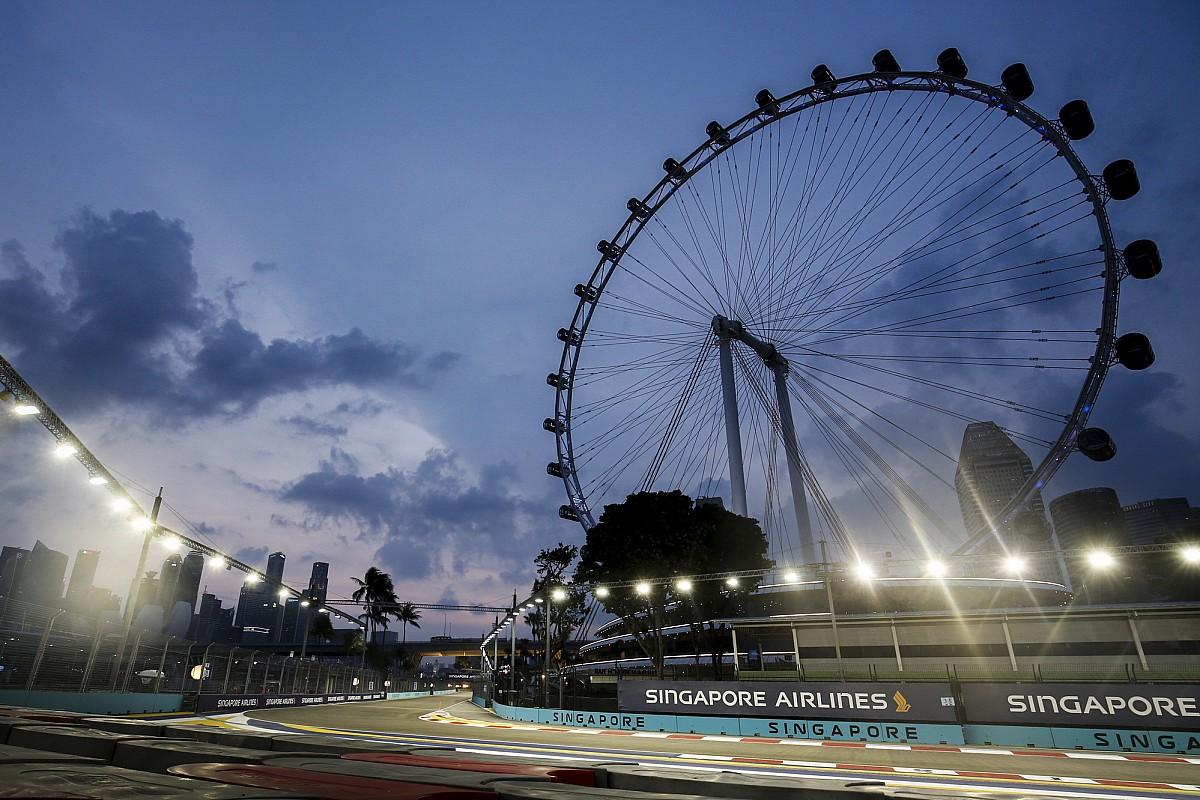 Remstof groter probleem dan smog Singapore, stellen F1-coureurs