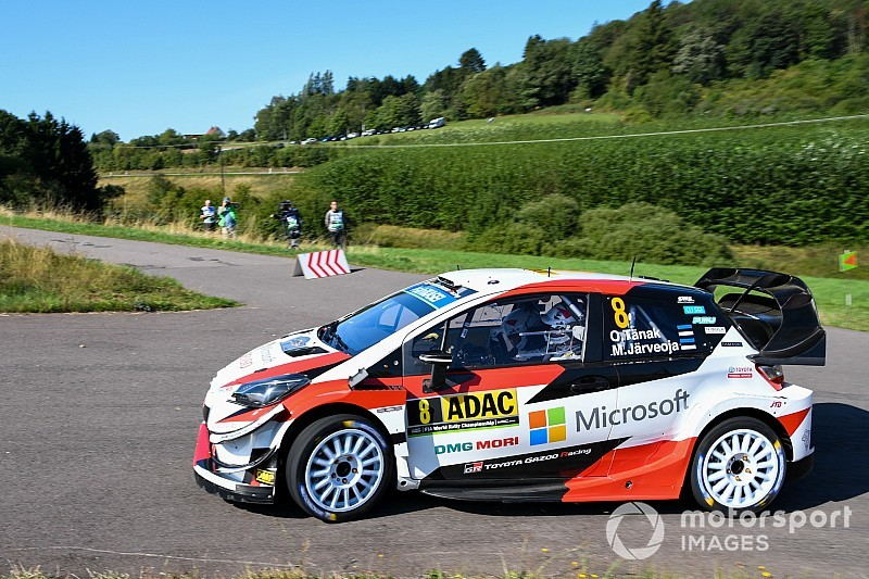 WRC, Rally Germania, PS3: Tanak torna primo. Neuville a un passo