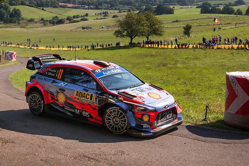 WRC, Rally Germania, PS2: Neuville è super. Suninen K.O!