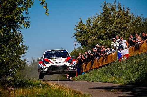 Germany WRC: Tanak pulls small gap over Neuville
