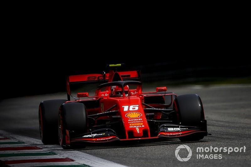 F1イタリアGP予選:大渋滞で締まりのないQ3に。ルクレールPP、アルボン8番手
