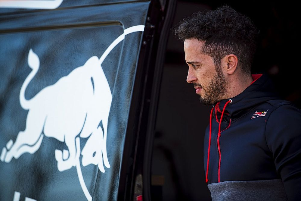 Dovizioso optimiste et confiant de pouvoir courir à Jerez