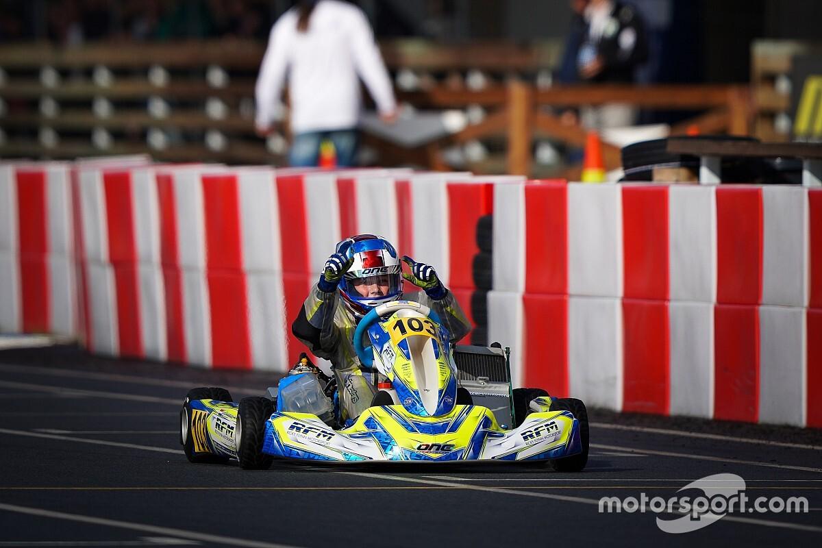 Wereldkampioen karting Thomas ten Brinke wil Verstappen achterna
