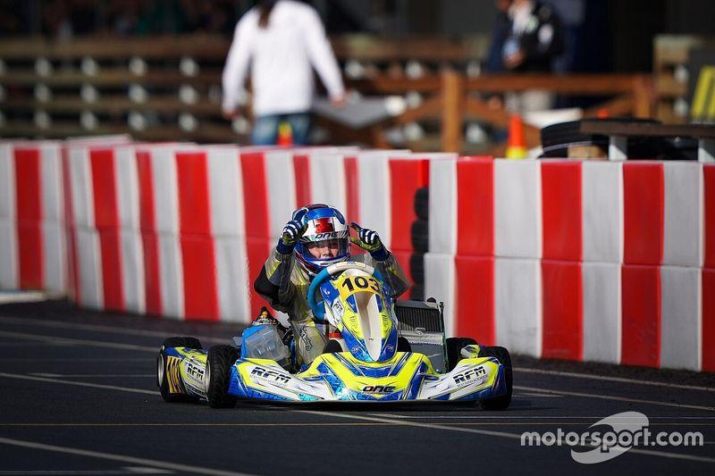 Kijktip van de dag: Ten Brinke pakt wereldtitel karting