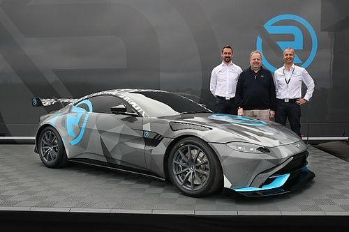 R-Motorsport lance l'Aston Martin Vantage Cup en 2020